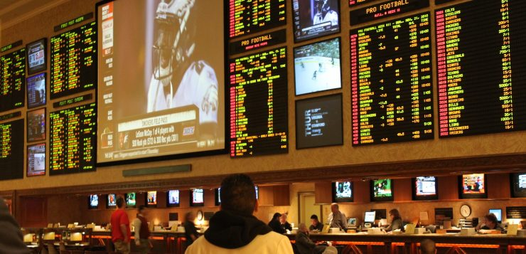 sportbook wagering